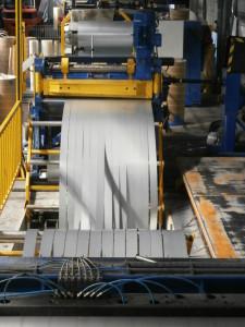 Maszyna do cięcia wzdłużnego blachy